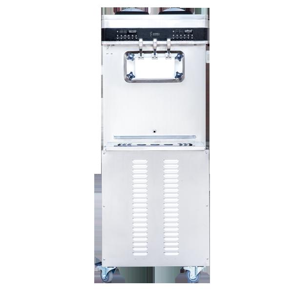 C176立式三头商用巴氏杀菌软冰淇淋机