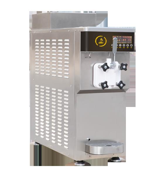 BXR-1118PY 台式软冰淇淋机