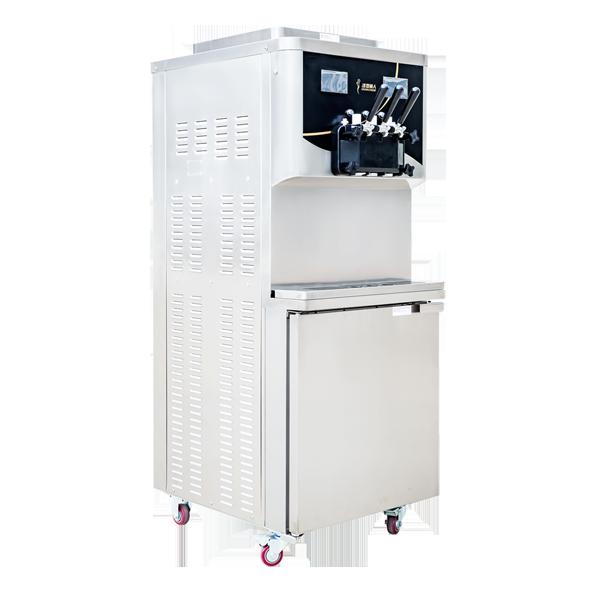Z80立式三头商用软冰淇淋机