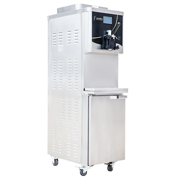 Z100立式单头商用软冰淇淋机